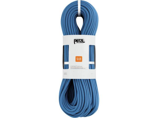 Klettergurt Aus Seil : Petzl contact seil 9 8mm x 70m blau campz.de
